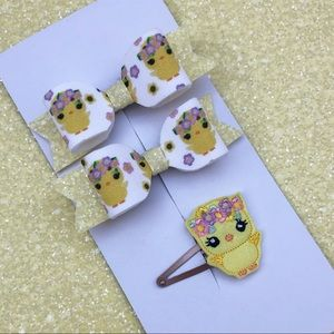Other - Easter Baby Chick Bows